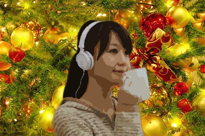 一番有名なクリスマスの歌...(n5)<br>No.1 Christmas song