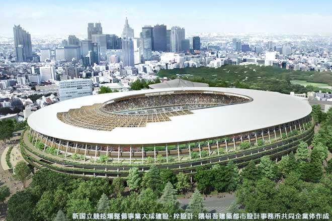オリンピックのスタジアム...(n5)<br>Olympic stadium