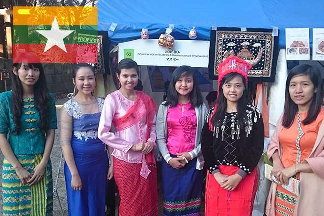 ミャンマーのお祭り...(n4)