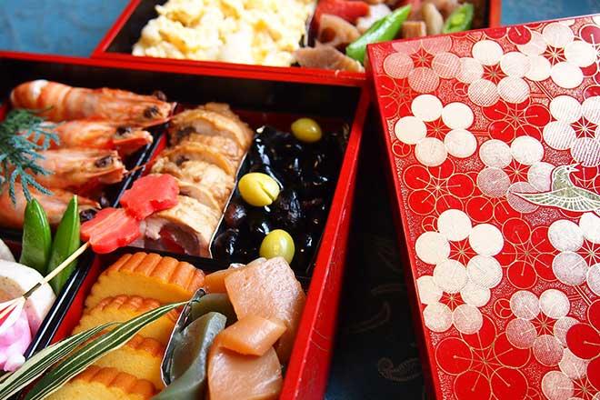 お正月のたべ物...(n5)<br>Foods for the New Year season