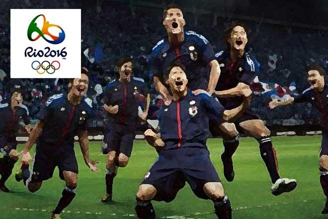 サッカー日本だいひょう..n4Japane's soccer team
