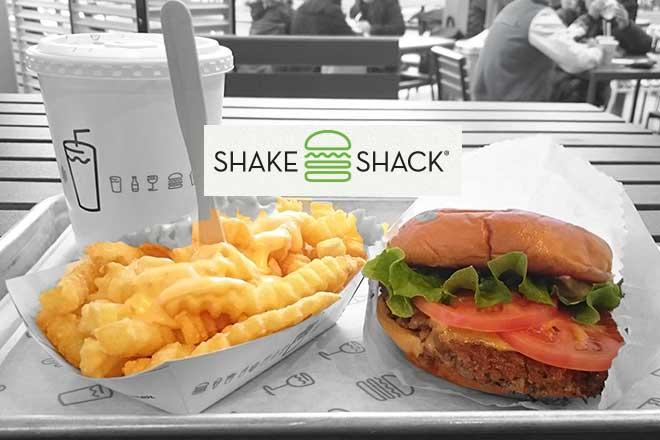 SHAKE SHACK from NewYork...(n4)