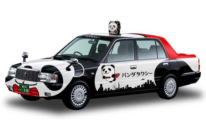 パンダタクシー...(n5)<br>Panda taxi