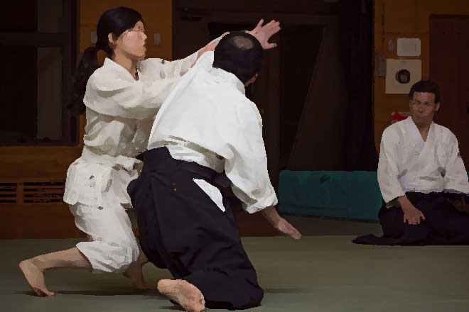 あいきどう...(n4)<br>Aikido