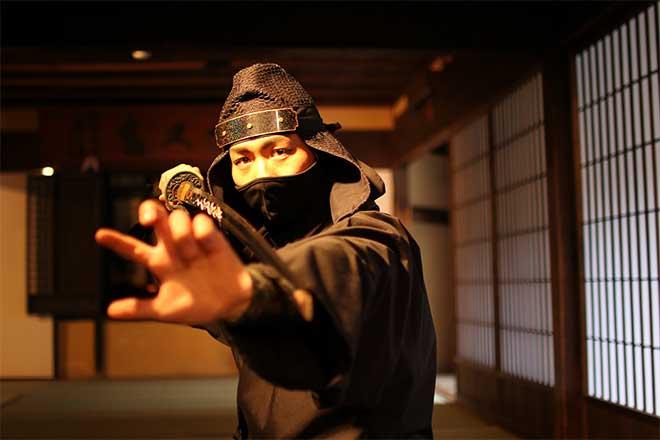 忍者ショー...(n5)<br>Ninja show