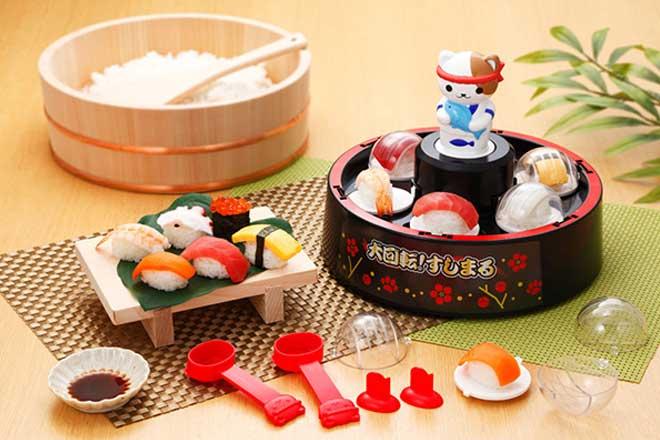 すしまる...(n4)<br>Sushi Cooking