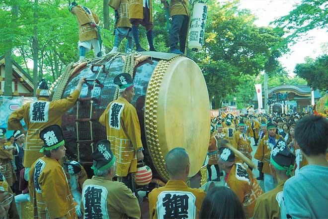 くらやみ祭り...(n3)<br>Kurayami Festival