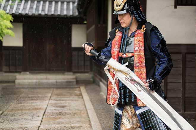 雨と刀...(n4)<br>Rain and sword