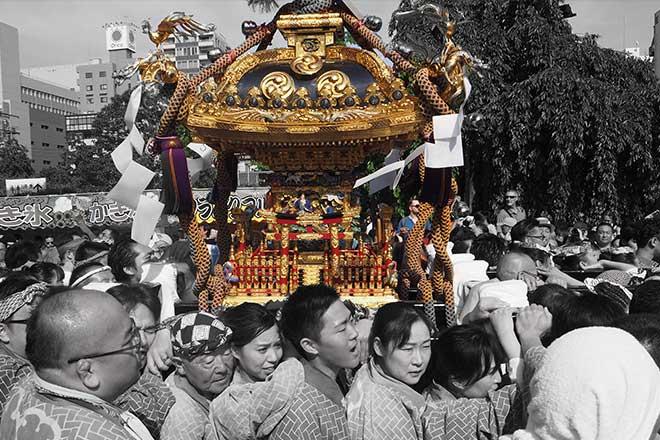 三社祭...(n4)<br>Sanjya festival