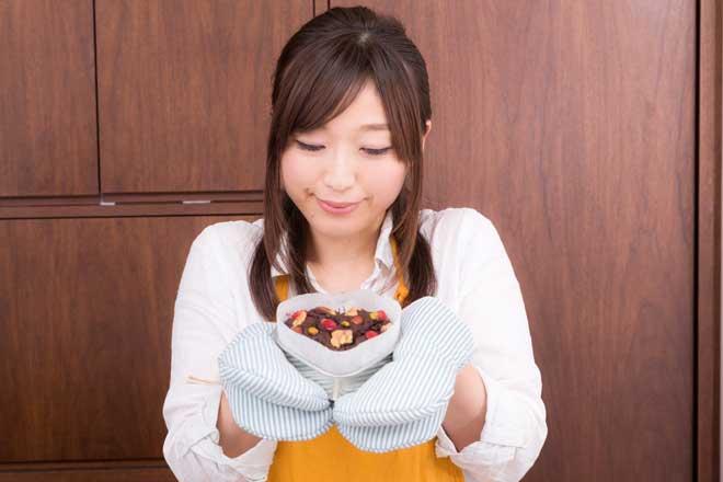 ケーキを作ります...(n5)<br>Cooking
