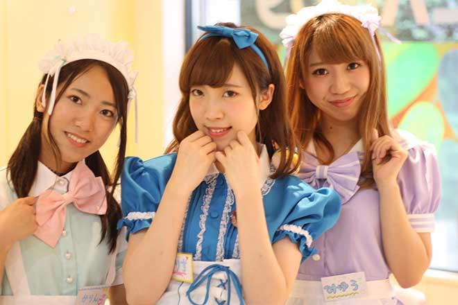 メイドカフェは何ですか?...(n5)<br>What is a maid cafe?