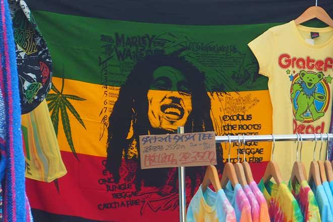 レゲエと言えば...(n4)<br>What comes to mind when you hear Jamaica?