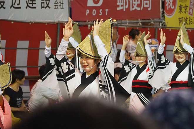 阿波踊りが東京で見られるよ...(n4)