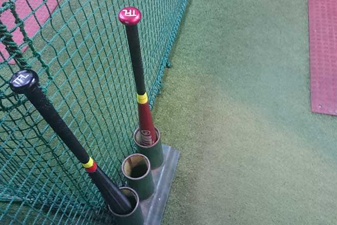 バッティングセンターへ行きました...(n5)<br>Batting cages